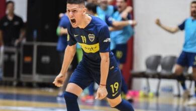 """Photo of Futsal: """"En Boca tenemos que pelear cada torneo"""""""