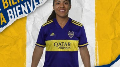 Photo of Miriam Mayorga. Nueva jugadora de Boca Juniors