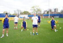 Photo of ¡Las Gladiadoras volvieron a los entrenamientos!