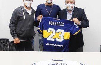 """Photo of Diego """"Pulpo"""" González, refuerzo de jerarquía"""