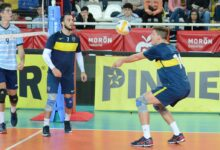 Photo of Voley masculino. Boca fortalece al equipo