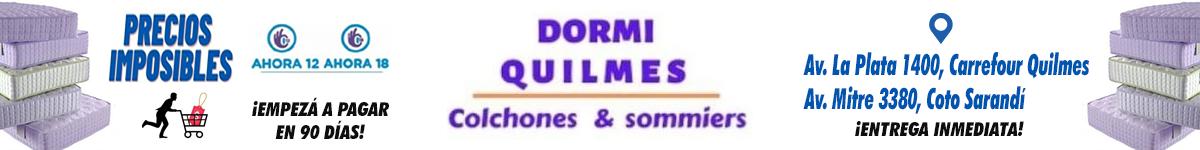 Dormi Quilmes