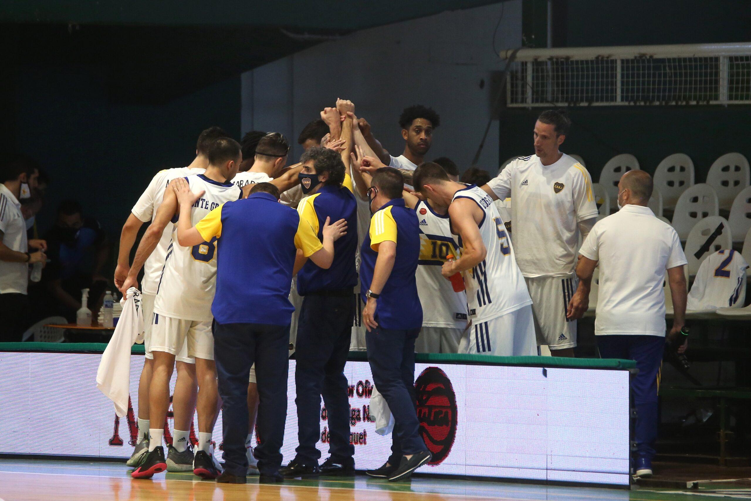 boca basquet liga nacional, sin chances en el final four