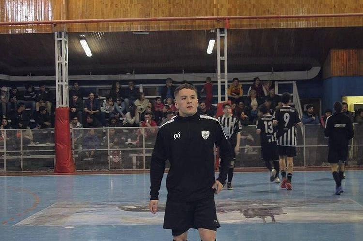 Gabriel Sanchez refuerzo del futsal de Boca