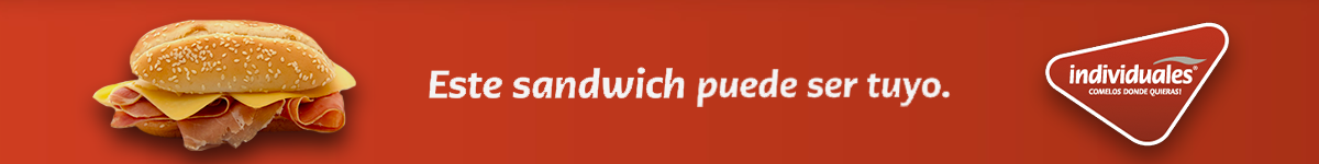 Sándwiches Individuales